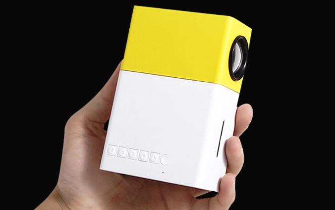新款家用高清投影仪1080p 迷你微型家庭3D投影机安卓苹果手机wifi-淘宝网