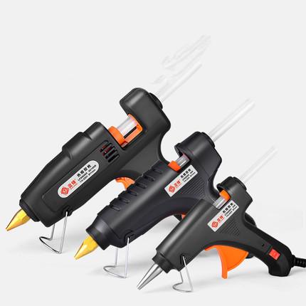 限地区:蓝锋 热熔胶枪 20W 小号 送15根胶棒  DIY好工具